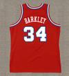 CHARLES BARKLEY Philadelphia 76ers 1988 Throwback NBA Basketball Jersey - BACK
