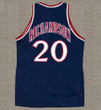MICHEAL RAY RICHARDSON New York Knicks 1979 Throwback NBA Basketball Jersey - BACK