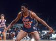 MICHEAL RAY RICHARDSON New Jersey Nets 1983 Throwback NBA Basketball Jersey - ACTION