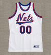 NEW JERSEY NETS 1980's Throwback NBA Customized Jersey - FRONT