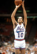 OTIS BIRDSONG New Jersey Nets 1983 Throwback NBA Basketball Jersey - ACTION
