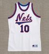 OTIS BIRDSONG New Jersey Nets 1983 Throwback NBA Basketball Jersey - FRONT