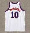 OTIS BIRDSONG New Jersey Nets 1983 Throwback NBA Basketball Jersey - BACK