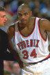 PHOENIX SUNS 1980's Throwback NBA Customized Jersey - ACTION