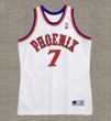 KEVIN JOHNSON Phoenix Suns 1992 Throwback NBA Basketball Jersey - FRONT