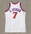 KEVIN JOHNSON Phoenix Suns 1992 Throwback NBA Basketball Jersey - BACK