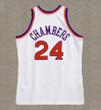 TOM CHAMBERS Phoenix Suns 1990 Throwback NBA Basketball Jersey - BACK
