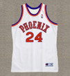 TOM CHAMBERS Phoenix Suns 1990 Throwback NBA Basketball Jersey - FRONT