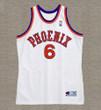 WALTER DAVIS Phoenix Suns 1986 Throwback NBA Basketball Jersey - FRONT