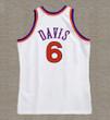 WALTER DAVIS Phoenix Suns 1986 Throwback NBA Basketball Jersey - BACK