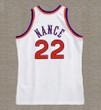 LARRY NANCE Phoenix Suns 1986 Throwback NBA Basketball Jersey - BACK