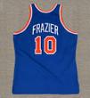WALT FRAZIER New York Knicks 1973 Throwback NBA Basketball Jersey - BACK