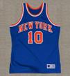 WALT FRAZIER New York Knicks 1973 Throwback NBA Basketball Jersey - FRONT
