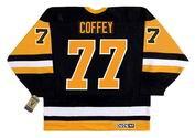PAUL COFFEY Pittsburgh Penguins 1992 CCM Vintage Away NHL Hockey Jersey
