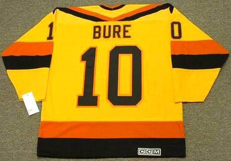 new styles fdc7a 0343f PAVEL BURE Vancouver Canucks CCM Vintage Throwback Home NHL Hockey Jersey