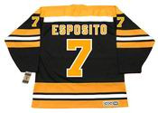 PHIL ESPOSITO Boston Bruins 1974 CCM Vintage Throwback NHL Hockey Jersey