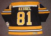 PHIL KESSEL Boston Bruins 2006 CCM Vintage Throwback Home NHL Hockey Jersey
