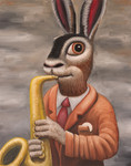 "Saxy Rabbit ""Original"""
