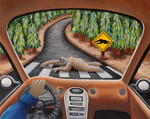 Sloth Crossing