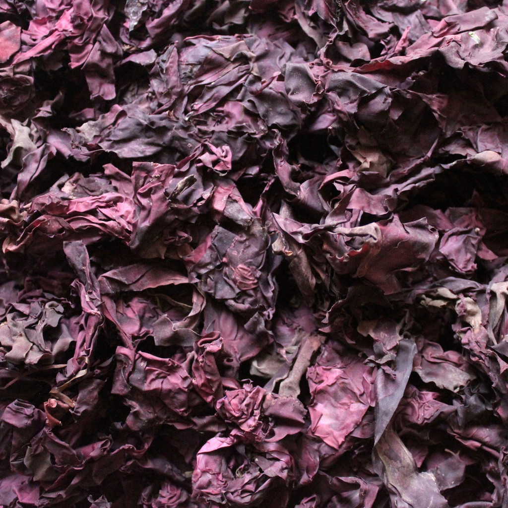 DULSE, whole leaf, wild harvested