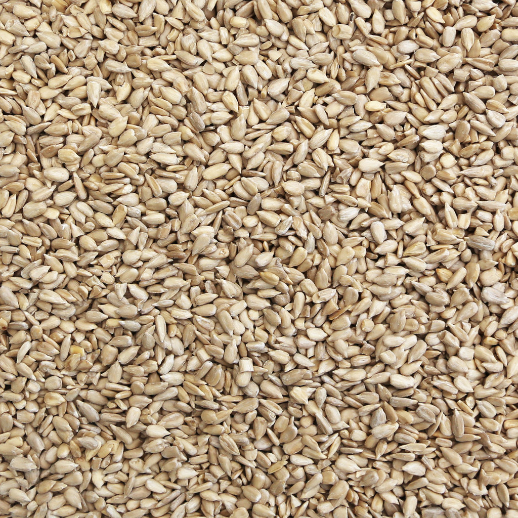 ORGANIC SUNFLOWER SEEDS, hulled, domestic