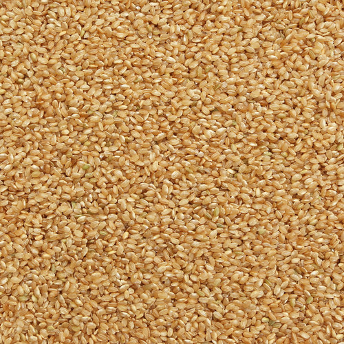 ORGANIC RICE, short grain, brown