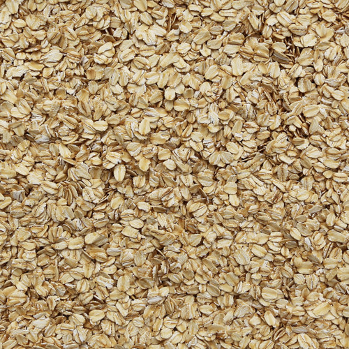ORGANIC OATS, regular/thick rolled