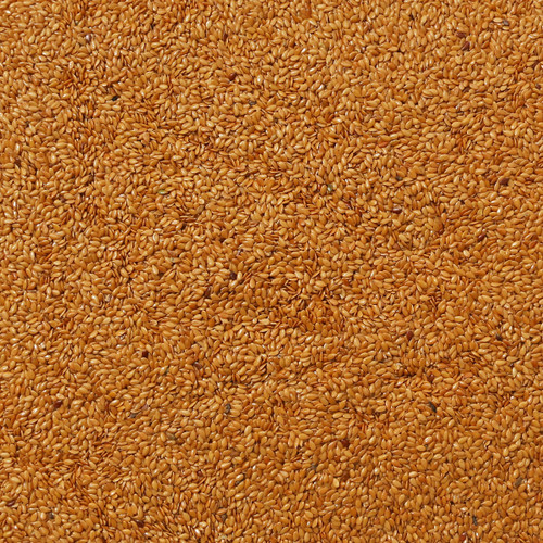 ORGANIC FLAX SEEDS, golden