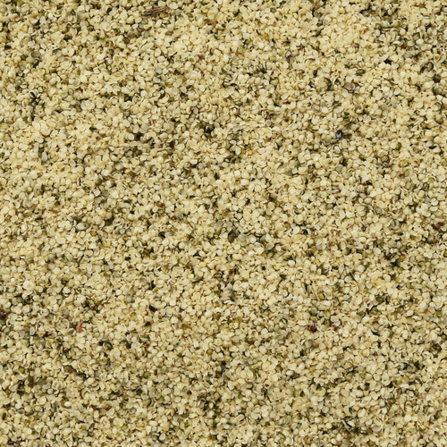ORGANIC HEMP HEARTS, #1 grade, hulled, raw