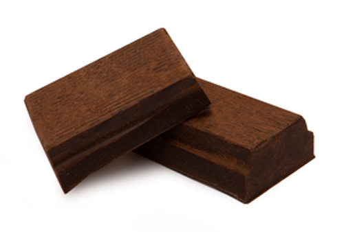 ORGANIC TRUFFLE BAR, DARK 70% CHOCOLATE with COCONUT OIL and ALMONDS