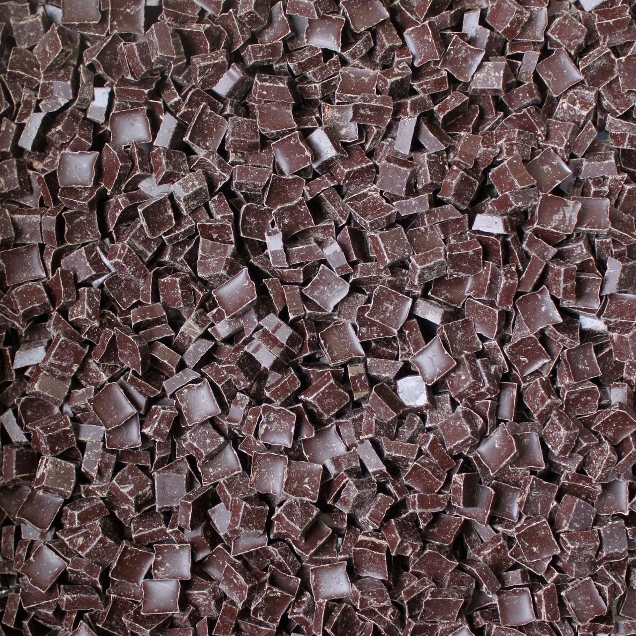 ORGANIC CHOCOLATE CHUNKS, 70% dark, bitter sweet - Organic Matters