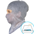 Soft-stretch Hairnet for Healthcares, $0.55 ea, 200/pk, Maximum 6 Units/Order/Customer/Month.