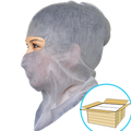 Soft-stretch Hairnet, Bulk Case of 2,000 Hoods (For Repeat Customers Only)