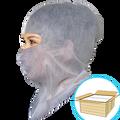 Soft-stretch Hairnet, Bulk Case of 2,000 Hoods $0.48/ea