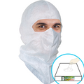 GS Dust Hood- Full-cover style, Aqua-blue or White, $1.48 ea, 100 hoods per pack