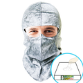 GS Dust Hood- Gray,  Full-cover or Open-face style, $1.50 ea, 100 hoods per pack