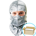 UV-Shield CamoGray Hood, $1.40 ea, 300 Hoods Bulk Case