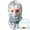 UV-Shield CamoGray Hood, $2 ea. 50 hoods per pack