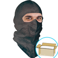 UV-Shield Black Hood, Full-cover style, $1.40 ea, 300 Hoods Bulk Case (For Repeat Customers Only)