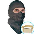 UV-Shield Black Hood, Full-cover style, $1.45 ea, 300 Hoods Bulk Case