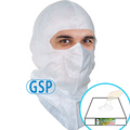 GSP Spray Hood, Full-cover style, Aqua-blue or White, $1.86 ea, 50 hoods per pack