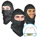 UV-Shield Black Hood, Open-face style, $2 ea, 50 hoods per pack