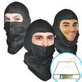 UV-Shield Black Hood, Open-face style, $2 ea, 50 hoods per pack