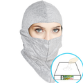 UV-Shield Silver Hood  $2.0 Ea, 50 Hoods Per Pack