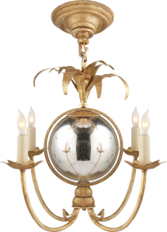 Visual Comfort Gramercy Mini Chandelier