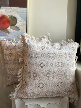 Alanya Linen Pillow