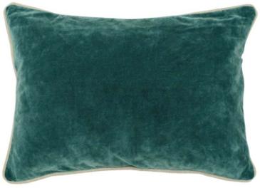 Velvet Mallard Pillow
