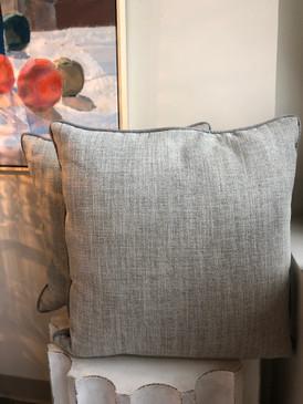 Linen Weave Pillow