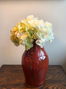 Charlie West Vase - Pomegranate