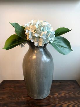 Charlie West Vase - Slate Grey